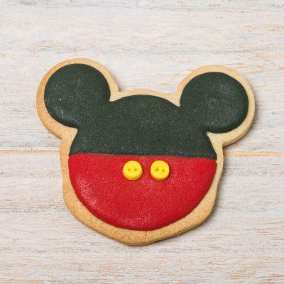 Galleta decorada Mickey Mouse