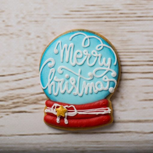 bola de navidad merry christmas