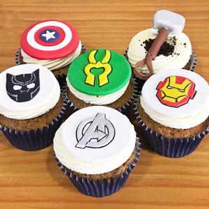 taller infantil de cupcakes