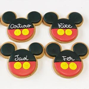 taller infantil galletas glasa